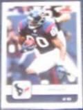 2006 Fleer Andre Johnson #39 Texans