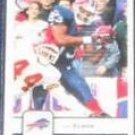 2006 Fleer Lee Evans #12 Bills