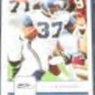 2006 Fleer Shaun Alexander #86 Seahawks