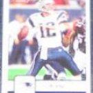 2006 Fleer Tom Brady #57 Patriots