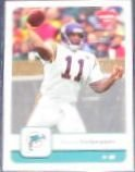 2006 Fleer Daunte Culpepper #54 Dolphins