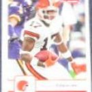 2006 Fleer Braylon Edwards #23 Browns