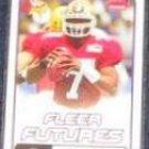 2006 Fleer Futures Rookie Tarvaris Jackson #190 Vikings