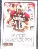 2006 Fleer Futures Rookie Ko Simpson #159 Bills