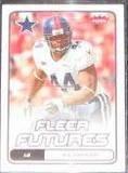 2006 Fleer Futures Rookie Kai Parham #155 Cowboys