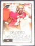 2006 Fleer Futures Rookie Antonio Cromartie #106