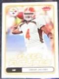 2006 Fleer Futures Rookie Omar Jacobs #179 Steelers