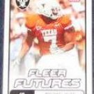 2006 Fleer Futures Rookie Michael Huff #176 Raiders