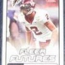 2006 Fleer Futures Rookie Jimmy Williams #150 Falcons