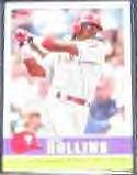 2006 Fleer Tradition Jimmy Rollins #131 Phillies