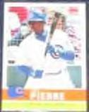 2006 Fleer Tradition Juan Pierre #57 Cubs