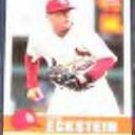 2006 Fleer Tradition David Eckstein #52 Cardinals