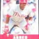 2006 Fleer Tradition Bobby Abreu #128 Phillies