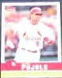 2006 Fleer Tradition Albert Pujols #46 Cardinals