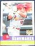 2006 Fleer Trad. Rookie Skip Schumaker #47 Cardinals