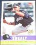 2006 Fleer Trad. Rookie Ryan Shealy #165 Rockies