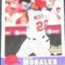 2006 Fleer Trad. Rookie Kendry Morales #164 Angels