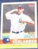 2006 Fleer Trad. Rookie Justin Verlander #173 Tigers
