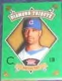 2006 Fleer Trad. Diamond Tribute Derrek Lee #DT5 Cubs
