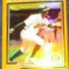 2004 Topps Chrome Gold Refractor Terrence Long #65