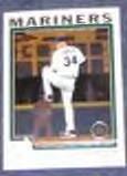 2004 Topps Chrome Freddy Garcia #206 Mariners