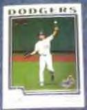 2004 Topps Chrome Dave Roberts #122 Dodgers