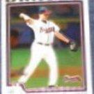 2004 Topps Chrome Russ Ortiz #126 Braves