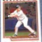 2004 Topps Chrome Jose Cruz #135 Giants