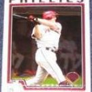 2004 Topps Chrome Jim Thome #1 Phillies