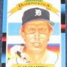 1988 Donruss Diamond Kings Alan Trammell #4 Tigers