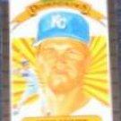 1989 Donruss Diamond Kings Kevin Seitzer #10 Royals