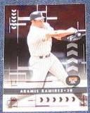 2001 Playoff Absolute Aramis Ramirez #128 Pirates