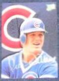 1992 Studio Rick Wilkins #63 Cubs