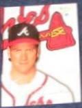 1992 Studio Tom Glavine #145 Braves