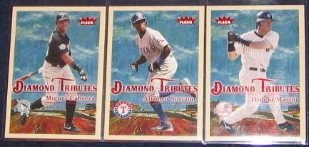 2005 Diamond Tributes Miguel Cabrera