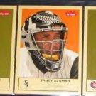 2005 Fleer Tradition Sandy Alomar #34 White Sox