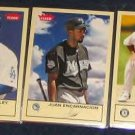 2005 Fleer Tradition Eric Chavez #176