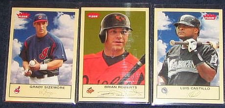 2005 Fleer Tradition Brian Roberts #137