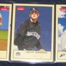 2005 Fleer Tradition Trot Nixon #172