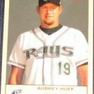 2005 Fleer Tradition Aubrey Huff #92 Devil Rays