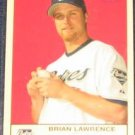 2005 Fleer Tradition Brian Lawrence #276 Padres