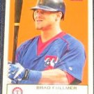 2005 Fleer Tradition Brad Fullmer #55 Rangers