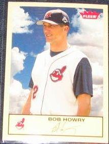 2005 Fleer Tradition Bob Howry #238 Indians