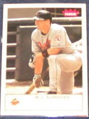 2005 Fleer Tradition B.J. Surhoff #103 Orioles