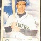 2005 Fleer Tradition Dan Wilson #74 Mariners