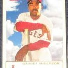 2005 Fleer Tradition Garret Anderson #243 Angels