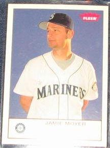2005 Fleer Tradition Jamie Mayer #242 Mariners