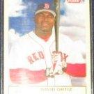 2005 Fleer Tradition David Ortiz #157 Red Sox