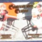 01 Fleer Tradition Conference Clash Couch/Brunell #12