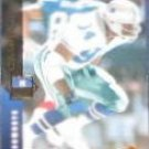1994 UD Electric Silver Charles Haley #187 Cowboys
